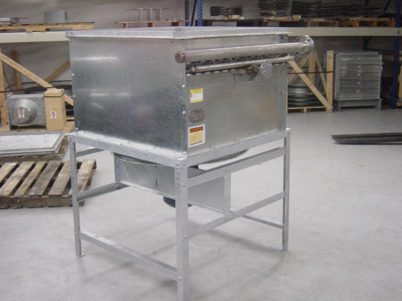 Stainless Steel Steam Condenser