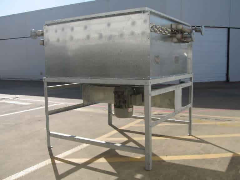 3 Stage Air Cooler for Gas Compressor